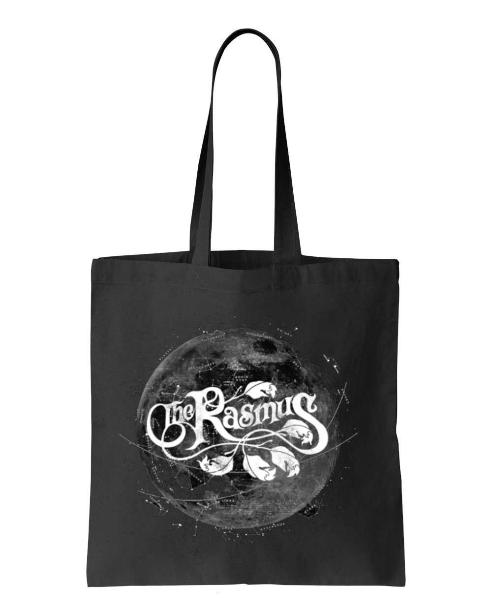 Musta Kassi Kuu : Silver night bag pre order paitamesta